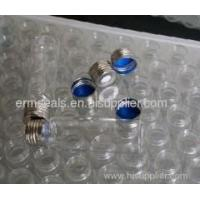 Buy cheap Mental caps and septa for screw HS vials from wholesalers