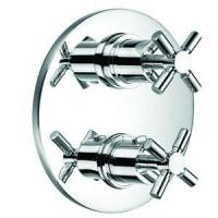 Wholesale Eili Series FH8302-617 Thermostatic concealed mixer with 3-way diverter from china suppliers