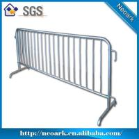 Wholesale Fencing Galvanized Steel crowd control barrier from china suppliers