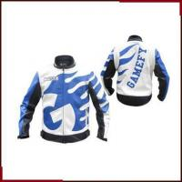 Wholesale New Design Protective Motorcycle Leather Jacket RB--J011 from china suppliers