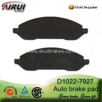 D1022-7927 Front Brake Pad for Mercury