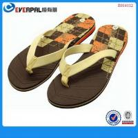 Wholesale Promotional Flip Flops Eva Sole Slippers from china suppliers