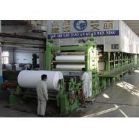 Buy cheap Manufacture of 2400mm Fourdrinier Wire A4 Paper Making Machine from wholesalers