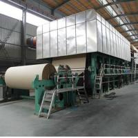 Buy cheap 1880mm Kraft Paper Making Machine Made from Waste Paper from wholesalers