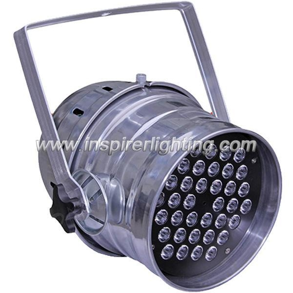 China LED Disco Lights Product NameIndoor 36X3W led par 64 light RGB