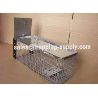 Wholesale LB-03 Metal Plate Rat Trap Cage from china suppliers