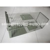 Wholesale LB-23 Strong Feral cat Trap cage Green Color from china suppliers