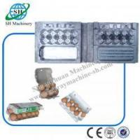 China High Quality Plastic Egg Carton Mold Machine for Factory on sale