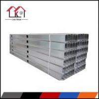 China Stud And Track For Office Gypsum Drywall Sound Insulating Wall Partition on sale