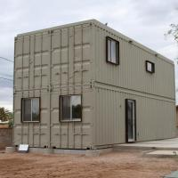 Buy cheap China Flat Pack Container House Container Home For Sale from wholesalers