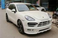 Buy cheap Body Kits 11-13 Porsche Cayenne 958 HM style tuning bodykit from wholesalers