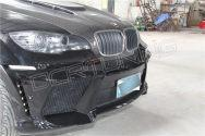 Buy cheap Body Kits 2008 - 2013 BMW X6 E71 Body Kit LM CLR 650M Style from wholesalers