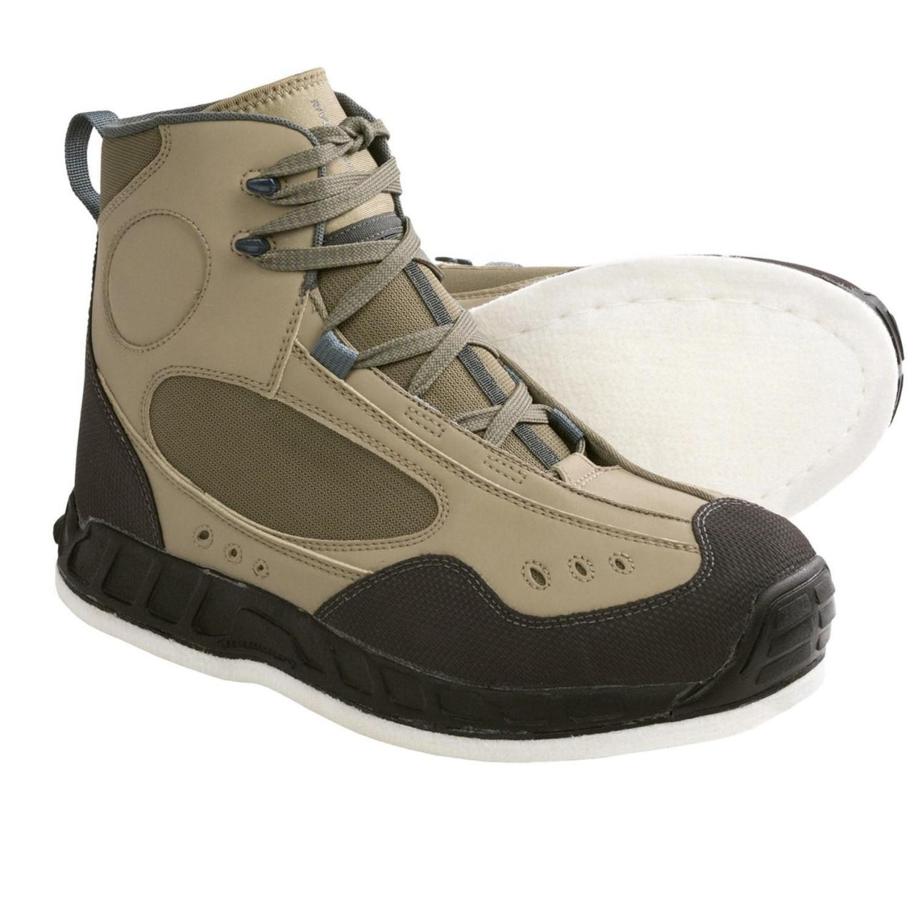 China Men's Felt Soles Wading Boots on sale