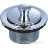 Wholesale Youlin WA201 USA Pop-up bath waste fitting from china suppliers