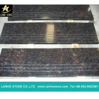 Building Stones Tan Brown Granite Stair Step for sale