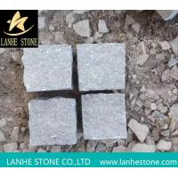 Landscaping Stones G654 Granite Cube Stone Paving Stone for sale