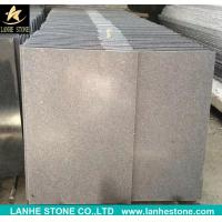 Landscaping Stones G654 Grey Granite Flamed Tile Paving Stone for sale