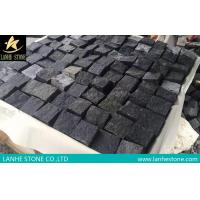 Landscaping Stones G654 Granite Cube Stone Chinese Cheap Granite Paving Stone for sale