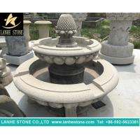 Landscaping Stones Garden fountain Water Features Floating Ball Fount for sale