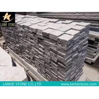 Landscaping Stones Cheap G654 Dark Gray Paving Stone G654 Granite Cube Stone Pavers for sale