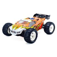 China 1/10 Nitro Off-Road ITEM NO.1984 1/10 Scale 4WD Nitro Powe Off-Road Truggy RATED on sale