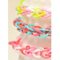Wholesale Rainbow loom bands Easy Bracelets for Loom Bands Beginners to Make from china suppliers