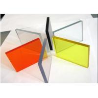 Buy cheap 3mm Clear Perspex Sheet 4 x 8ft For Advertising Signs from wholesalers