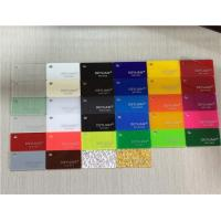 Buy cheap Colored Acrylic Sheets  Custom Acrylic Color Matching | DEYUAN ACRYLIC from wholesalers