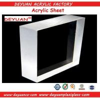 Wholesale 50mm Thick Acrylic Sheets Clear  Cast  Furniture  Crafts  Aquarium  Pools  Windows from china suppliers