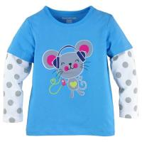Buy cheap 100% cotton children printed t-shirts Product number: YX-152214 from wholesalers