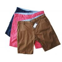 Buy cheap Cotton casual men shorts Product number: YX-15211 from wholesalers