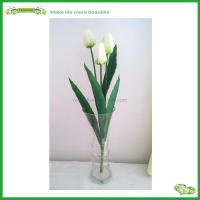 China top quality artificial flower wholesale artificial flower tulip on sale