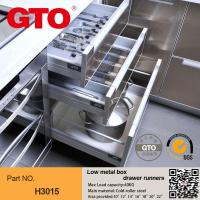 Wholesale H3015-01 Drawer boxes kitchen drawer runners from china suppliers