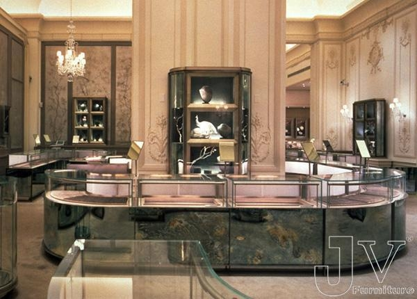High Quality Luxury Jewelry Store Interior Design Ideas Of