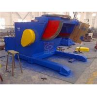 Industry Pipe Rotary Welding Positioners Welding Turning Table