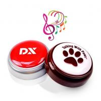 Squeeze box music button