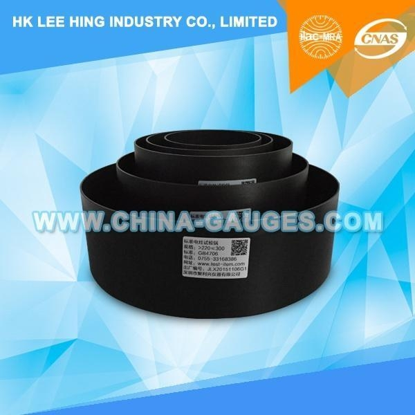 Quality IEC60335-2-9 clause 3 figure 104 Vessel for Testing Induction Hotplates for sale