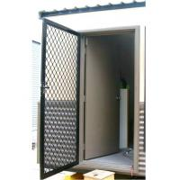 Wholesale Portable Building Door Internal door with outward screen door from china suppliers