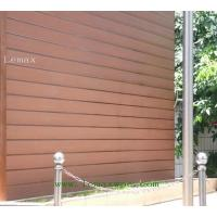 China WPC Landscape Energy saving and heat-insulation wall panel on sale