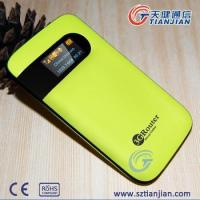 Wholesale Cheap Price High Quality Portable Mini 3G Router with in SIM from china suppliers
