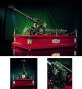 China Artillery models 1/10 scale Type 66 Gun-Howitzer on sale
