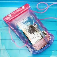 Wholesale Outdoor 2013 new design clear pvc universal eco-friendly waterproof bag for mobile phone from china suppliers