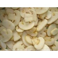 Wholesale IQF Frozen Mushrooms IQF button mushroom slices from china suppliers