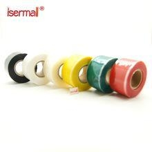 Quality isermal colorful rescue tape,rubber tape 0.5mm thickness for sale