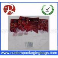 Wholesale Fruit bag Zip Lock Bottom Gusset Fruit Vegetable Laminated Bunch Bag from china suppliers