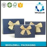 Wholesale Customized Recycled Gift Paper Packaging Box from china suppliers