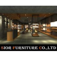 Wholesale Chic Shoe Store Interior Design from china suppliers