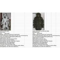 Wholesale Camo Suites/Nets Product Ghillie Suit from china suppliers