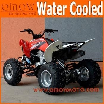 China Latest 250cc 4 Wheel Motorbike