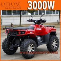 Quality Electric 3KW 4x4 4 Wheeler, Four Wheel Motorcycle For Sale for sale
